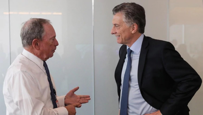 Macri les prometió a banqueros e inversores que no cambiará las reglas de juego