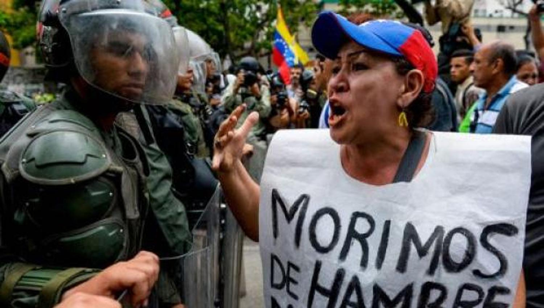 CRISIS EN VENEZUELA.