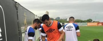 Atlético está dispuesto a escalar el Everest en Brasil