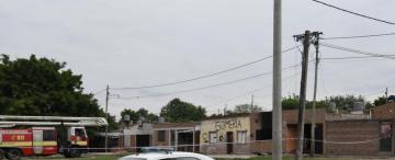 Un crimen generó caos en Villa 9 de Julio