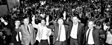 El PJ tucumano se despereza y organiza el acto del 17