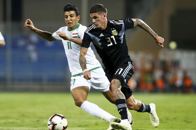 Argentina aprovecha sus ventajas y vence a Irak en Arabia ...