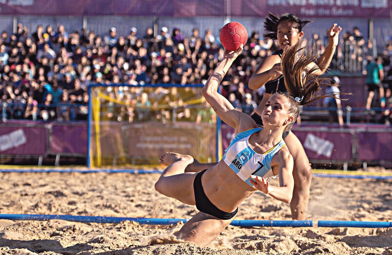 Argentina ganó una medalla de oro y otra de bronce en ...