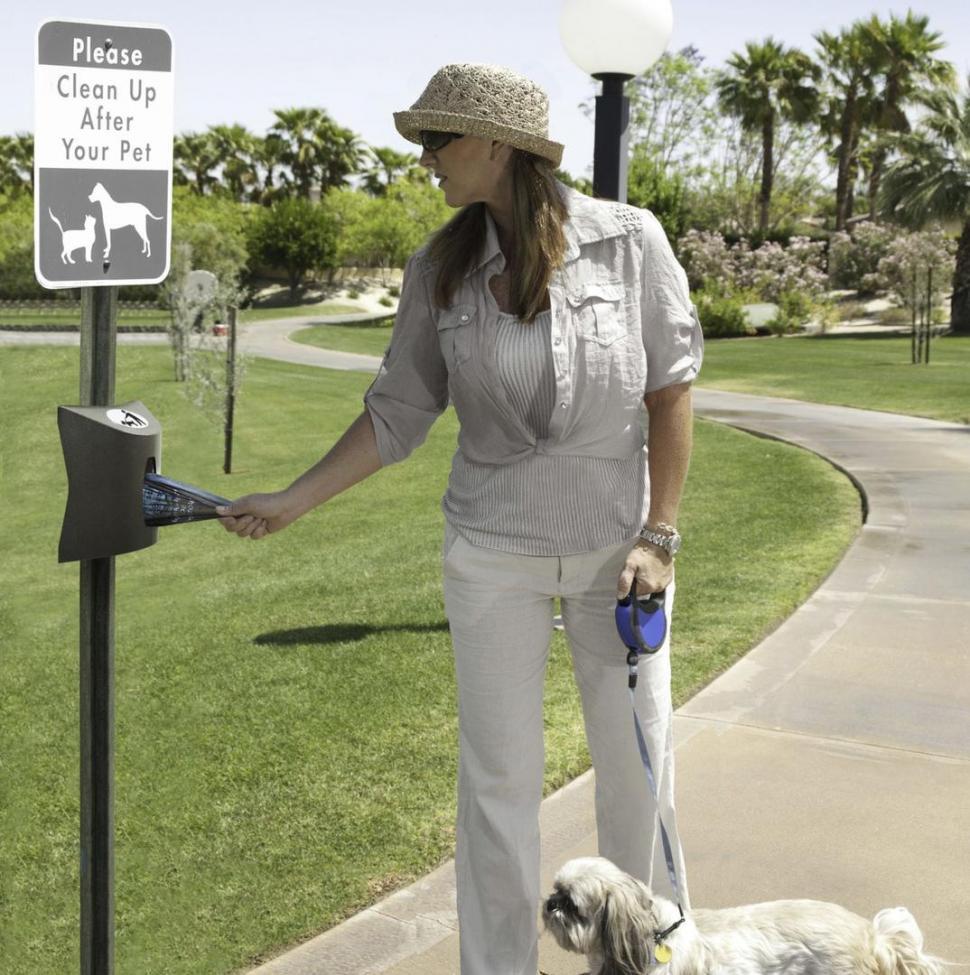 bolsa para llevar botella y bolsas perros