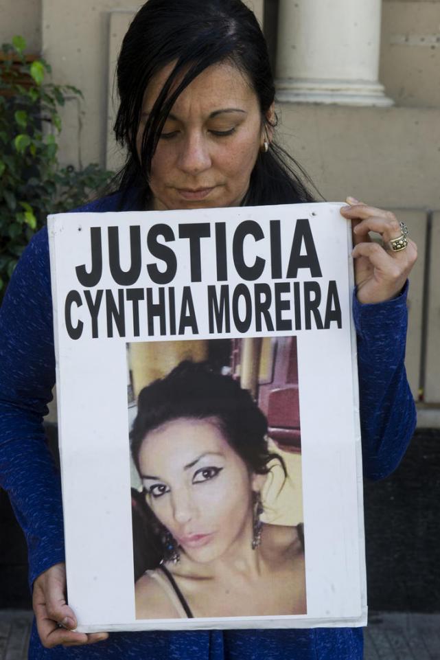 """""""Maia sabe qué pasó, pero no lo dice"""", aseguró Laura Moreyra. la gaceta /  foto de jorge olmos sgrosso"""