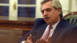 Los pasos de Alberto Fernández, el candidato de Cristina