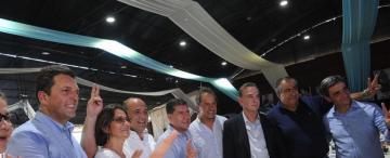 """""""Estamos dando en Tucumán un primer paso de gran trascendencia"""", dijo Pichetto"""