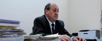 El futuro jefe de la Defensa recibió 31 aplazos mientras cursaba la carrera de Abogacía