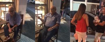 ¿Cómo terminó la historia? Mirá lo que le pasó al conductor del video de Laprida y San Martín