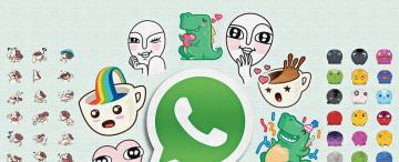 Seis claves para descargar y crear tus propios stickers de WhatsApp