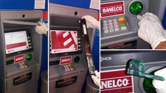¡Otra vez! Aprehenden a un brasileño acusado de clonar tarjetas en un banco tucumano