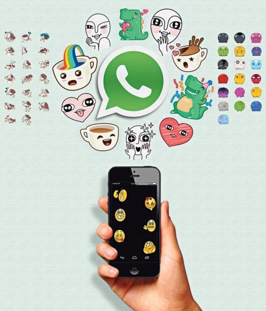 stickers whatsapp descargar gratis para android