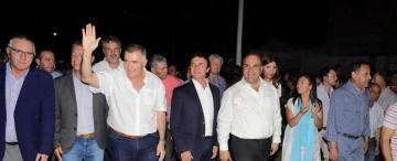 Manzur y Jaldo, de visita por Concepción en busca de votos