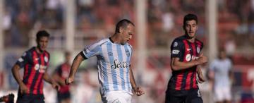 Atlético borró de su historial otra cuenta pendiente al vencer a San Lorenzo, de visitante