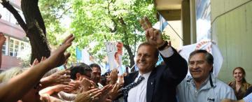 Cortalezzi reconoció que tiene unos 50 contratados políticos