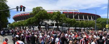 La final de la Libertadores: volver, con la frente marchita...