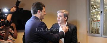 Massa, del apoyo al radical Cano a una alianza con el peronista Manzur