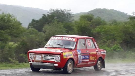 Dentro de lo previsto se cierra el Campeonato Provincial de Rally