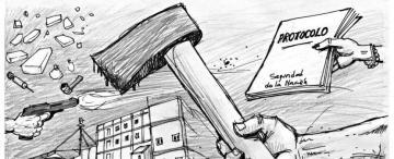 Hachazos, balaceras y prejuicios