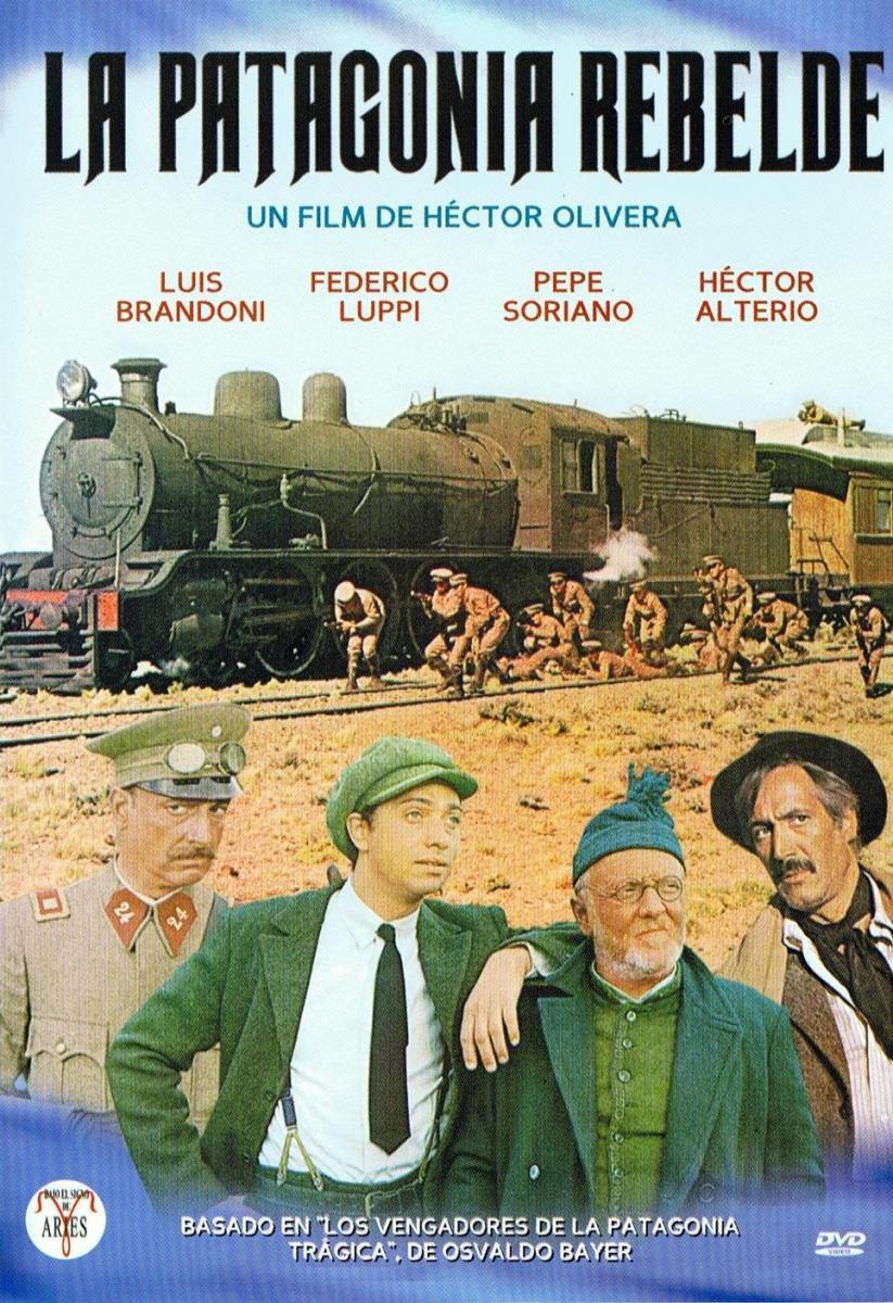 Resultado de imagen para la patagonia rebelde película
