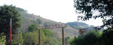 "Fallido intento de identificar a ocupantes de ""Las Pirámides"""