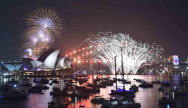 Video Nueva Zelanda Celebro El Ano Nuevo 2019 Con Un Espectacular