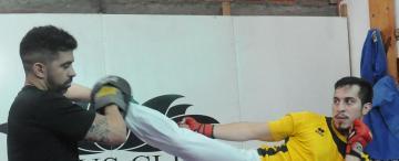 Por la política de ajuste, Miguel Amargós se sumará al karate profesional