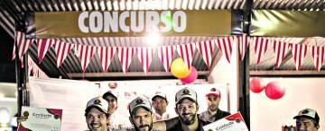 Tucumanos viajan a Chile con la ilusión de ser los mejores asadores