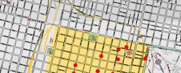 Alfaro culpa a la SAT por 111 hundimientos en calles de la ciudad
