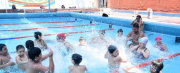 Piletas: refrescate y aprendé a nadar