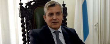 """Daniel Leiva: """"aportaré para que el acceso al Poder Judicial sea igual para todos"""""""