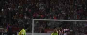 A San Martín le dieron vuelta el partido sobre la hora, perdió y sigue en zona de descenso