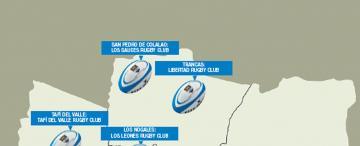 El imperio emergente del rugby tucumano