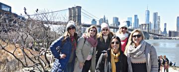 Viajar con amigas: una tendencia que se impone