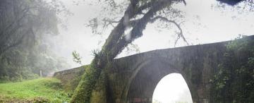 La bóveda del Rulo de San Javier se desplazó y hay preocupación