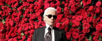 La moda se viste de blanco y negro con la muerte de Karl Lagerfeld