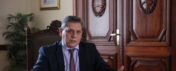 """""""Vamos a difundir toda la información de la Junta"""", promete Posse"""
