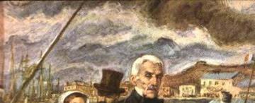 Alberdi y San Martín