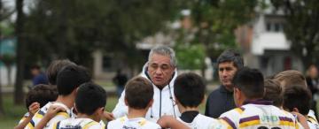 Rugby infantil: jugar es lo que importa