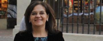 Quieren indagar a Mattar Sabio, la esposa de Manzur