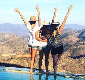 Viajá con amigos: los mejores destinos aprovechando las promociones en pasajes de avión