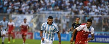 Barbona no quiere perderse el partido de Atlético ante River