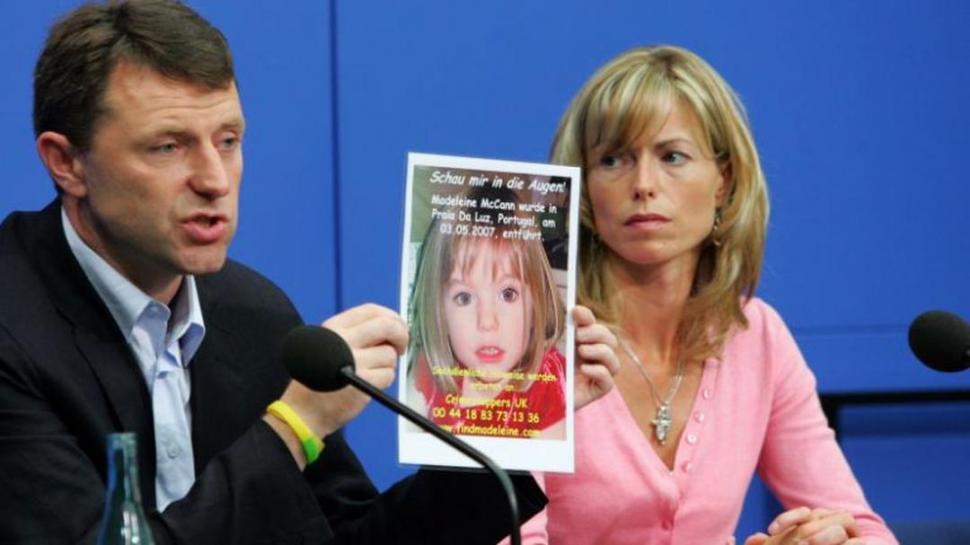 Caso Madeleine McCann: descartan una escalofriante teoría