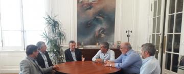 En plena pulseada, Cano se mostró con Macri y Elías ratificó sus aspiraciones