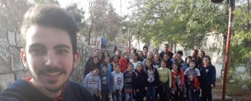 """Refugiados de guerra en Tucumán: """"todavía me parece raro tener luz y agua todo el día"""""""