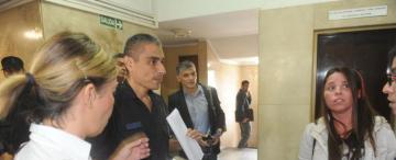 Trimarco fue llevada ante el juez, pero no se refirió a los $ 5,6 millones