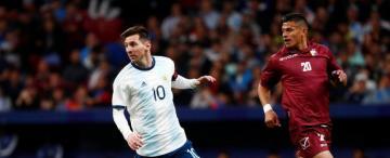 Las cosas siguen igual de mal en la Selección argentina