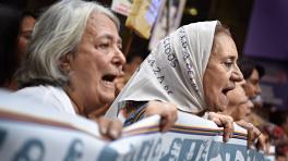 Día de la Memoria: las mejores fotos de la marcha del 24M