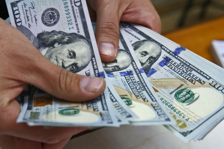 El dólar se va para arriba: $44,30 en el Banco Nación
