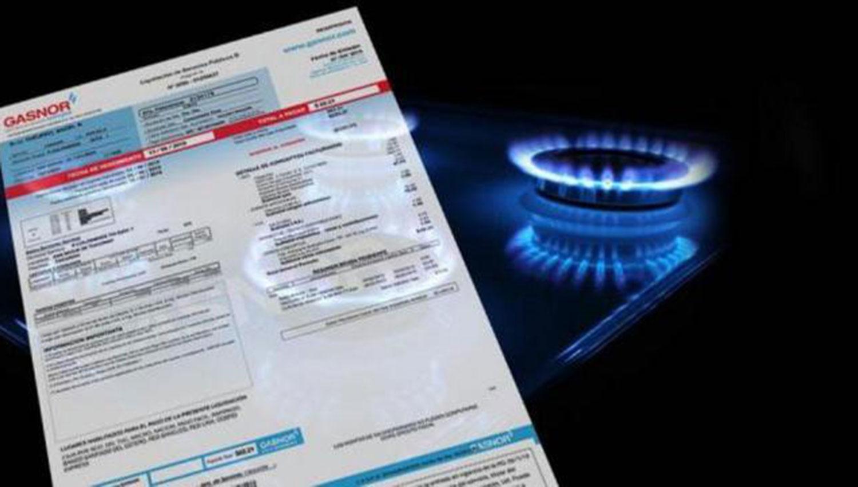 El aumento de gas será progresivo, se pagará en tres partes